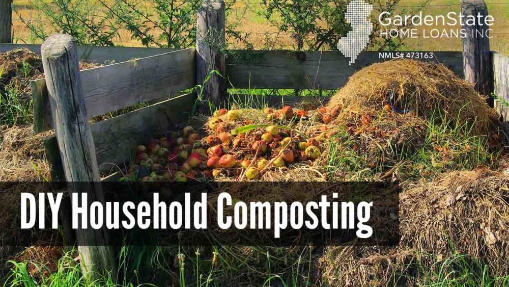 , DIY Household Composting