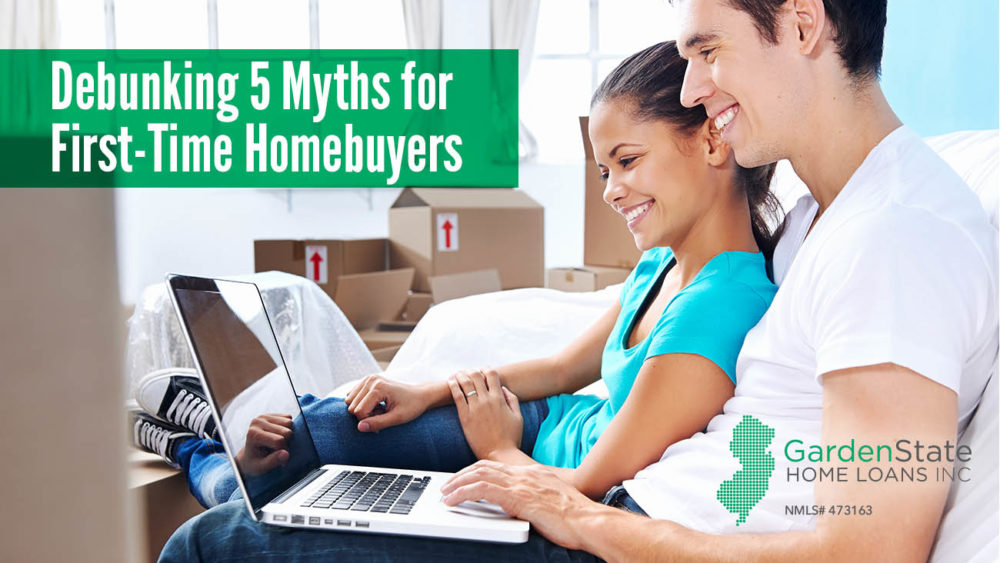 first-time homebuyer myths