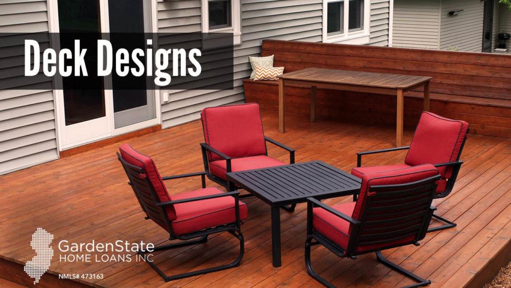 , Deck Designs