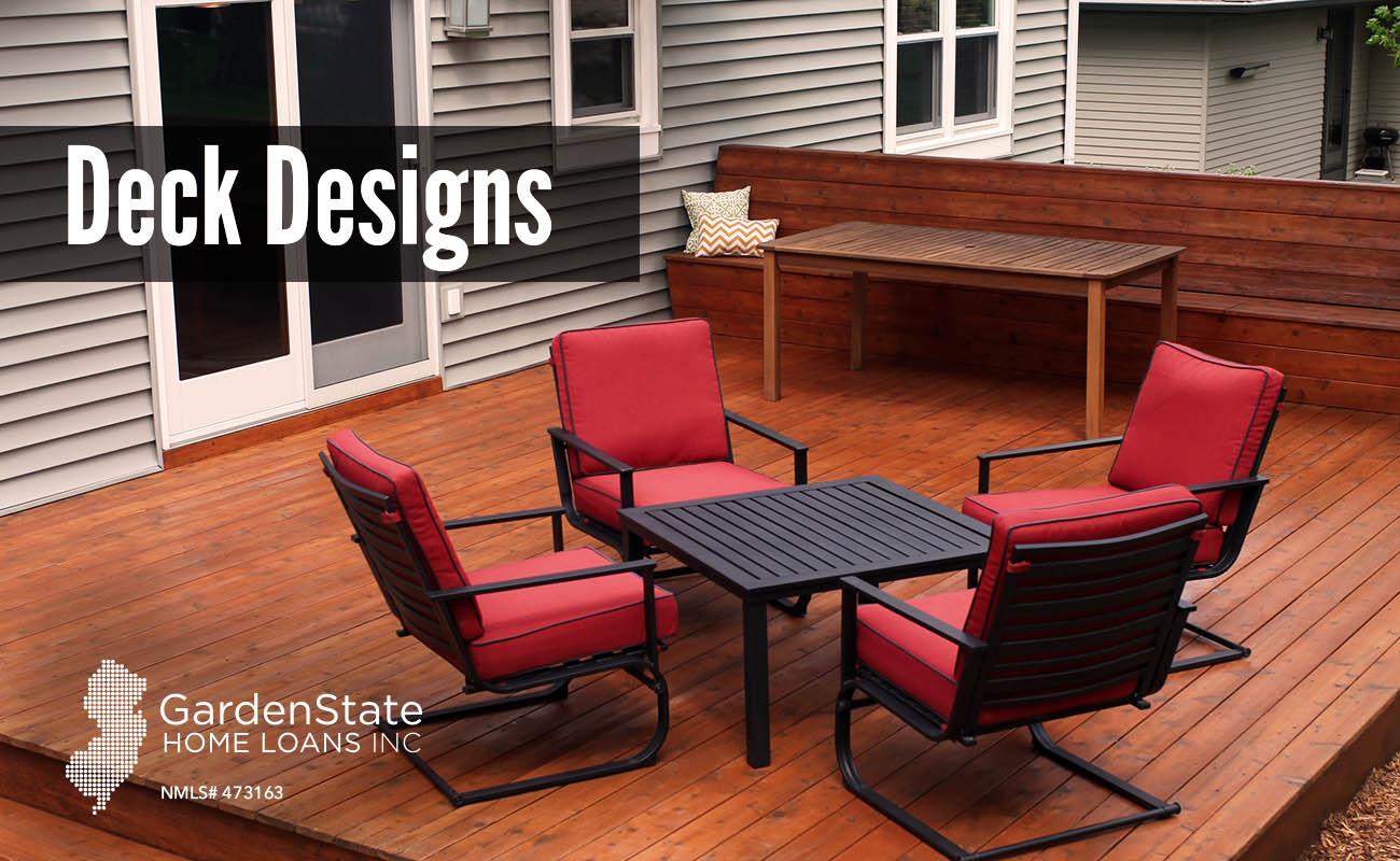 Deck Designs Garden State Home Loans