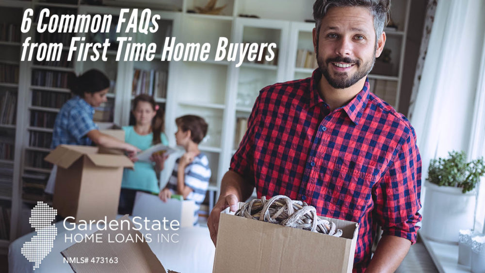 first-time homebuyer questions