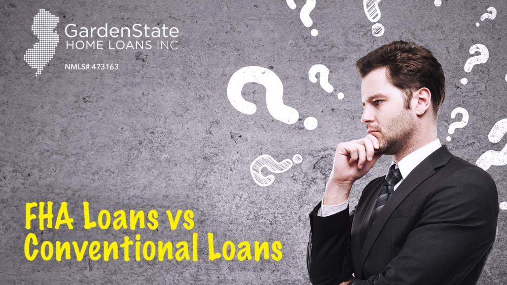 FHA Loan vs Conventional loan