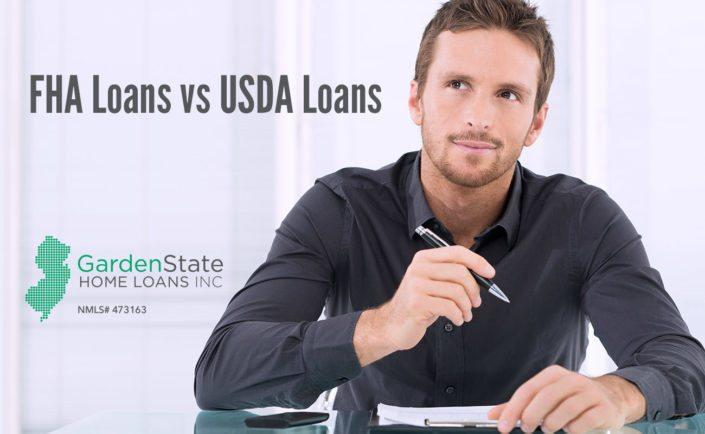 fha loans vs usda loans