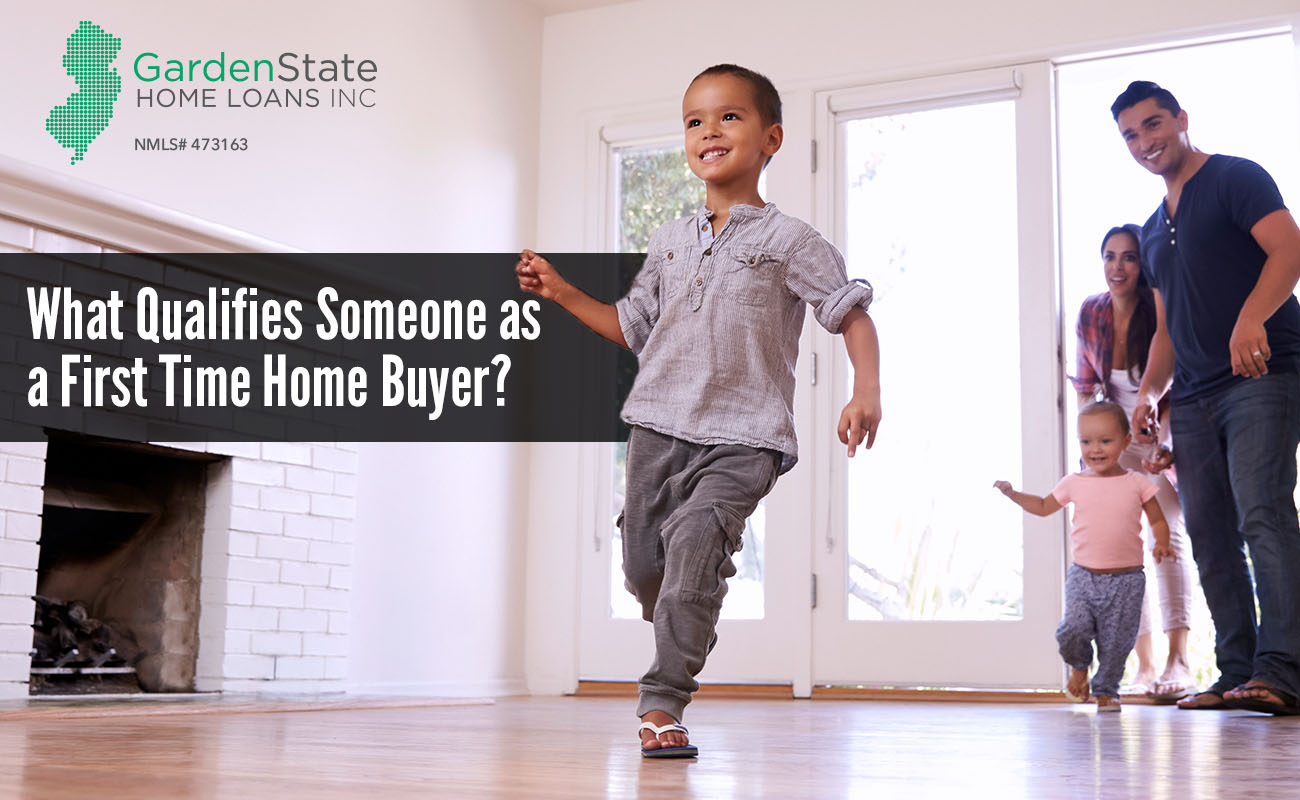 first time home buyer definition