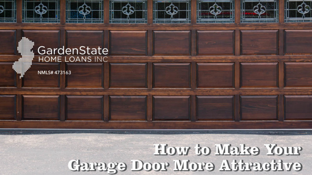 garage door appearance