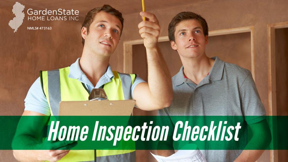, Home Inspection Checklist