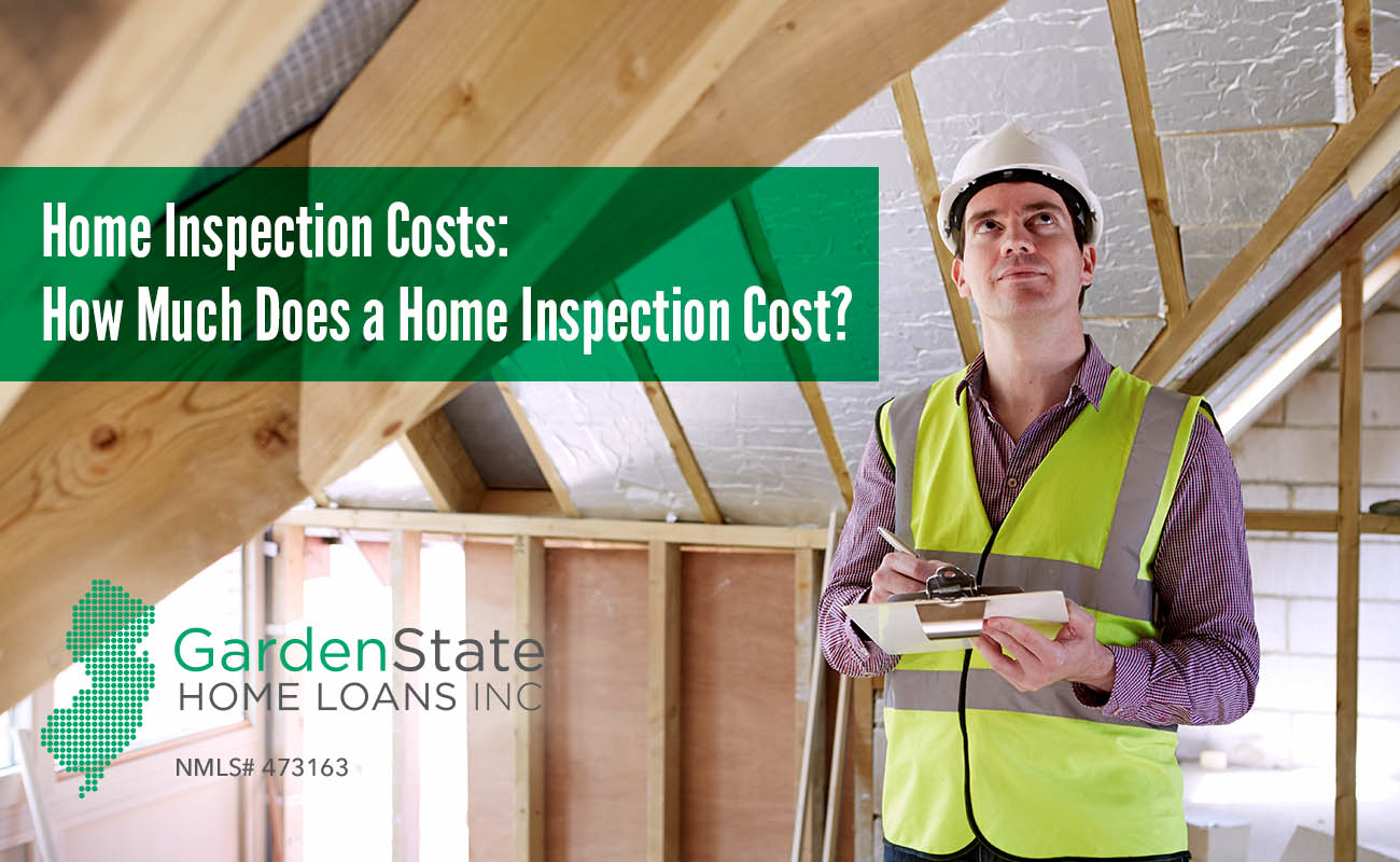 Home Inspection costs