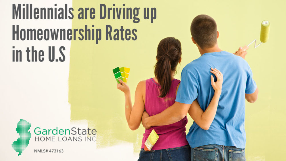 , Millennials are Driving Up Homeownership Rates in the U.S