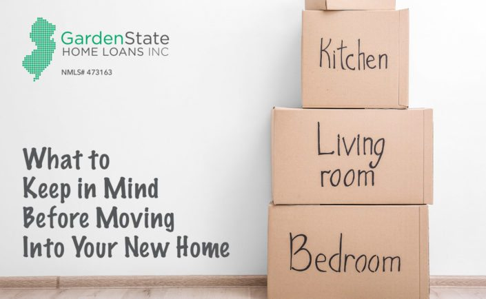 Interesting What To Keep In Mind Before Moving Into Your New Home With  Checklist For Moving Into A New Home.