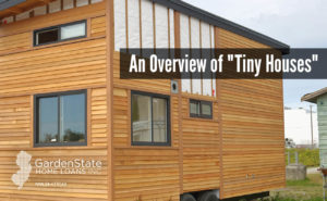 , An Overview of Tiny Houses