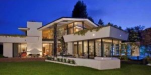 , Homes of the Young and Wealthy