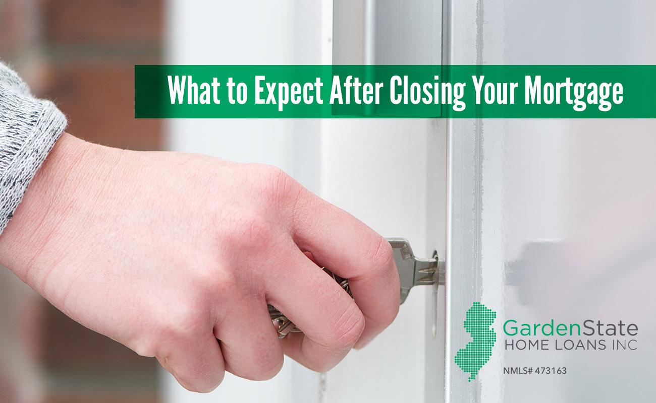 mortgage post closing