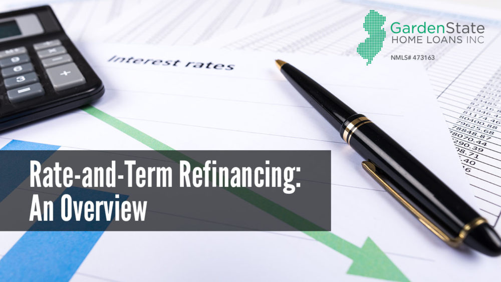 rate-and-term refinance