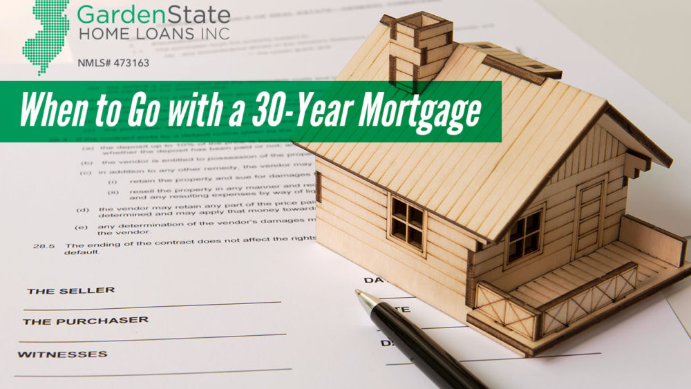 thirty-year mortgage