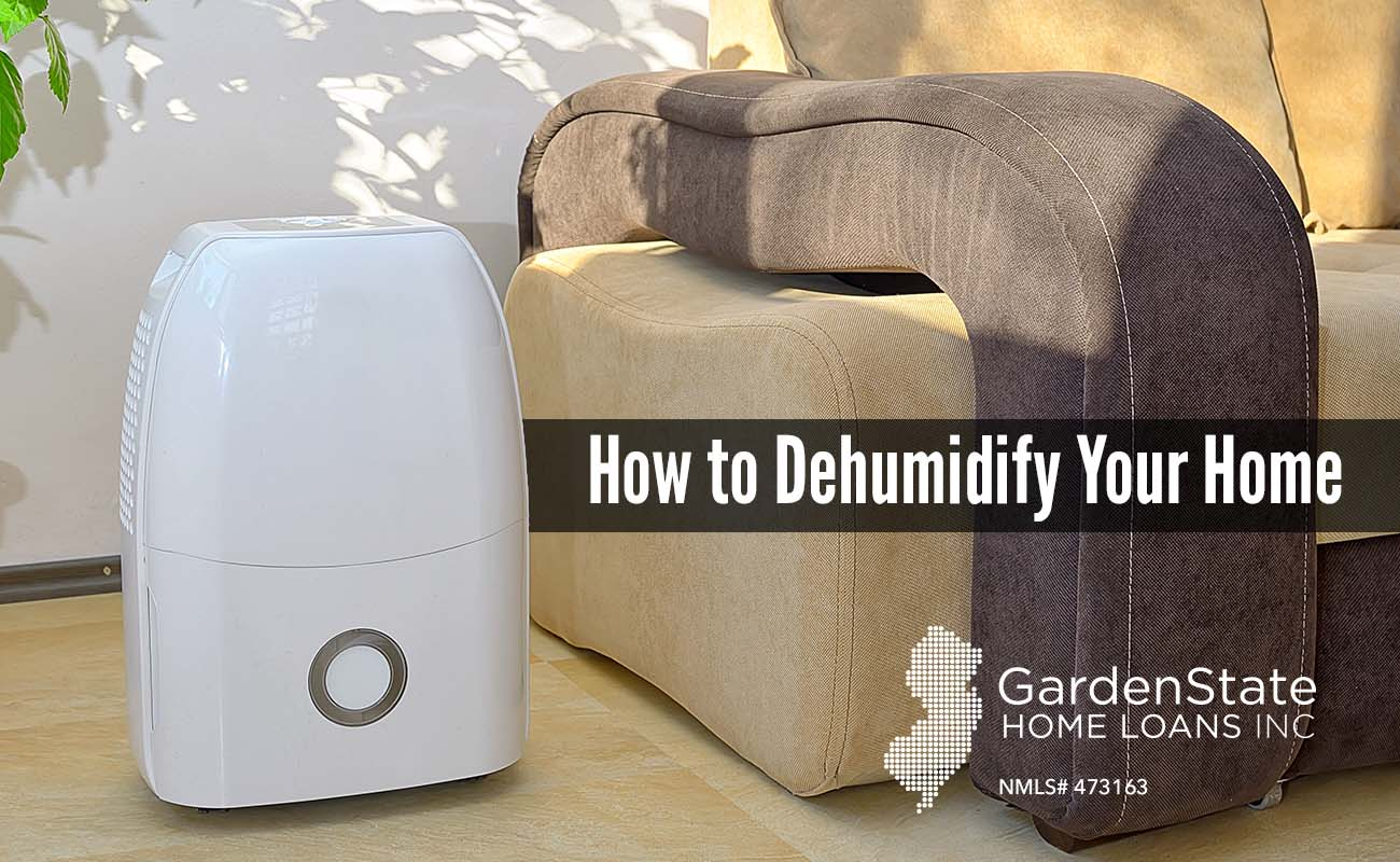 How To Dehumidify Your Home Garden State Home Loans
