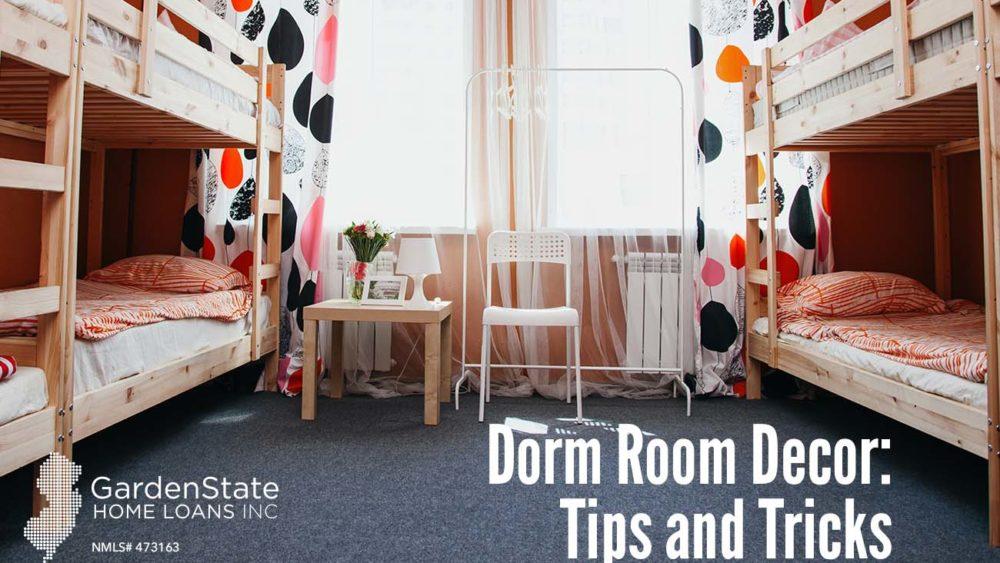 , Dorm Room Decor: Tips and Tricks