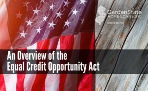 , Overview of the Equal Credit Opportunity Act