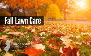 , Fall Lawn Care
