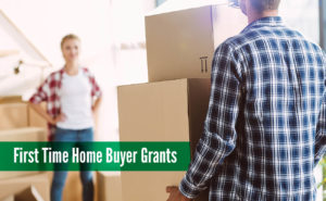 , First Time Home Buyer Grants