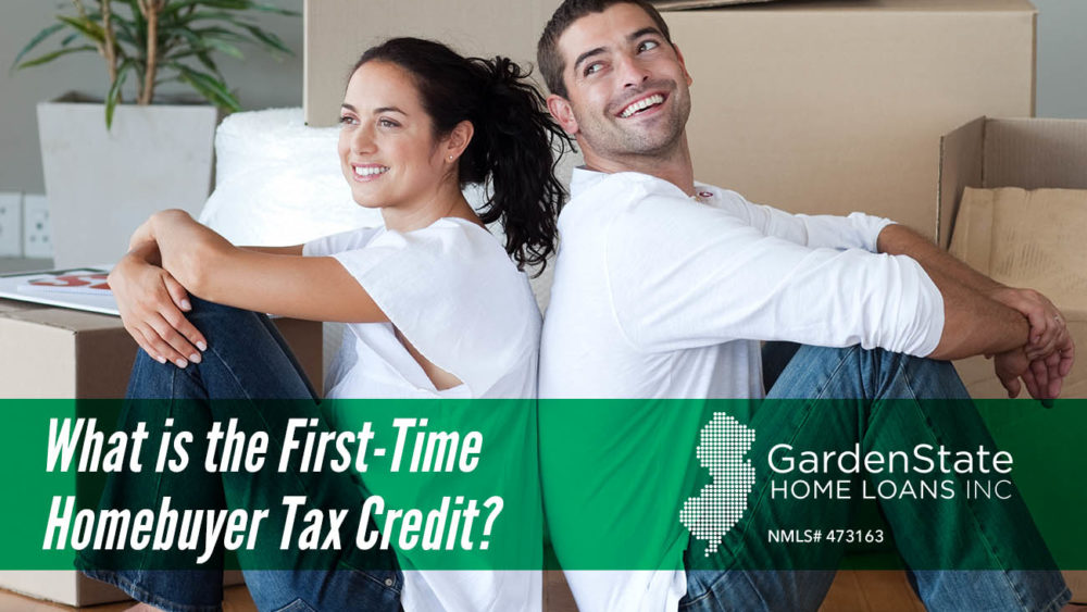 , What is the First-Time Homebuyer Tax Credit?