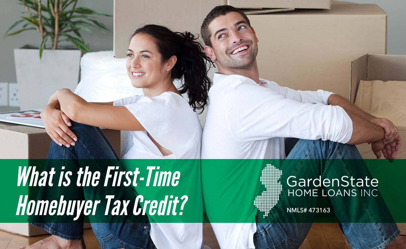 What Is The First Time Homebuyer Tax Credit Garden