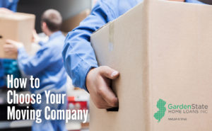 , How to Choose Your Moving Company
