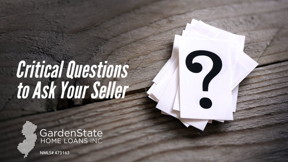 , Critical Questions to Ask Your Seller