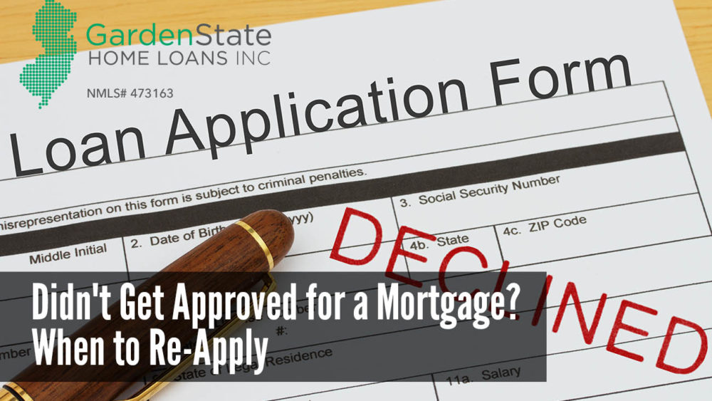 , What To Do if You Didn't Get Approved for Your Mortgage