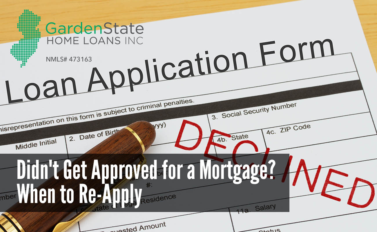 What To Do If You Didn 39 T Get Approved For Your Mortgage