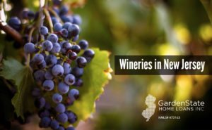 wineries in new jersey