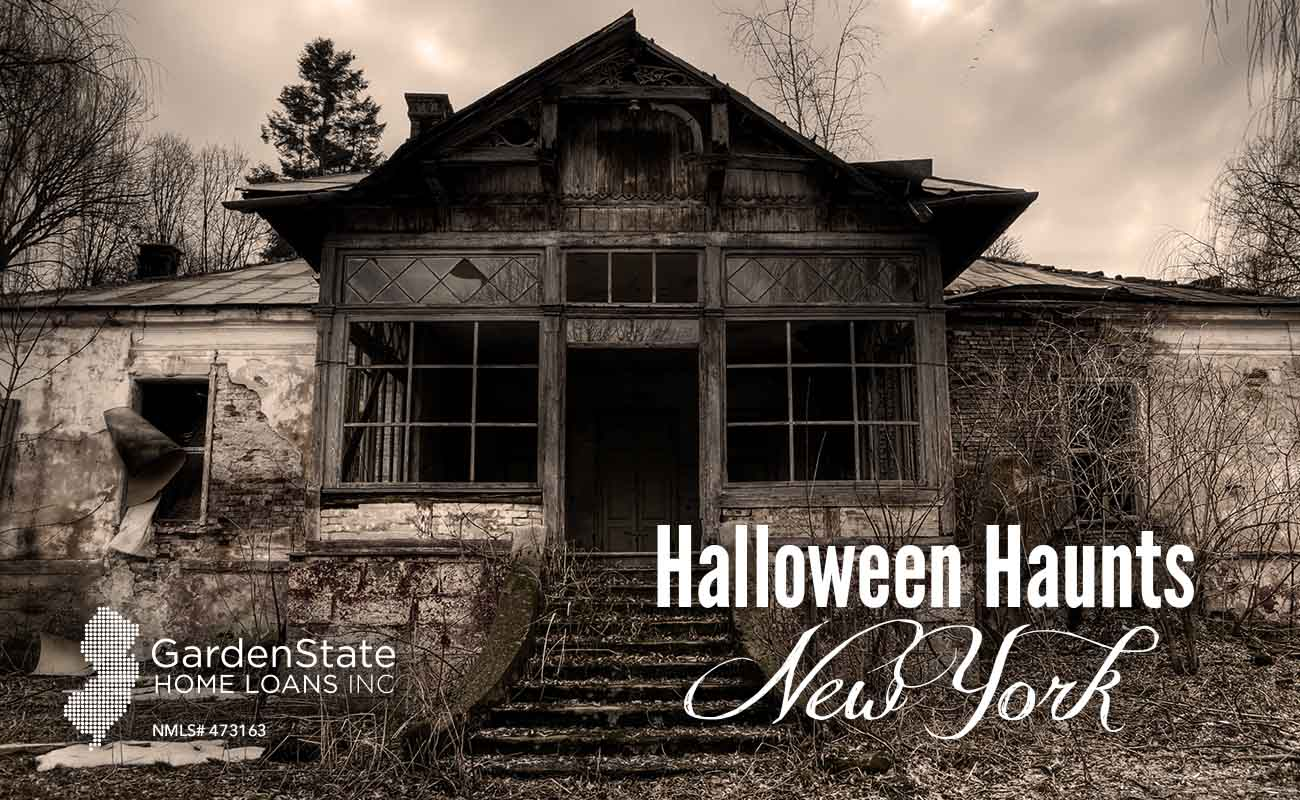 Haunted New York Garden State Home Loans