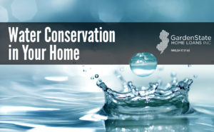 , Water Conservation in Your Home