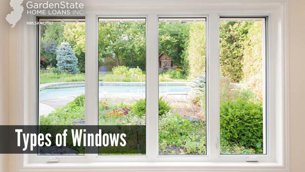 , Eight Types of Windows