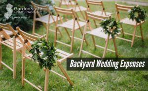 , Backyard Wedding Expenses