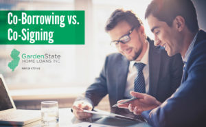, The Difference Between Co-Borrowing and Co-Signing