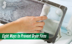 , Eight Ways to Prevent Dryer Fires