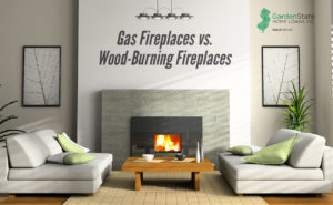 , Gas Fireplaces vs. Wood-Burning Fireplaces
