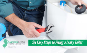, Six Easy Steps to Fixing a Leaky Toilet