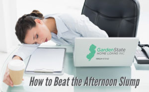 , How to Beat the Afternoon Slump