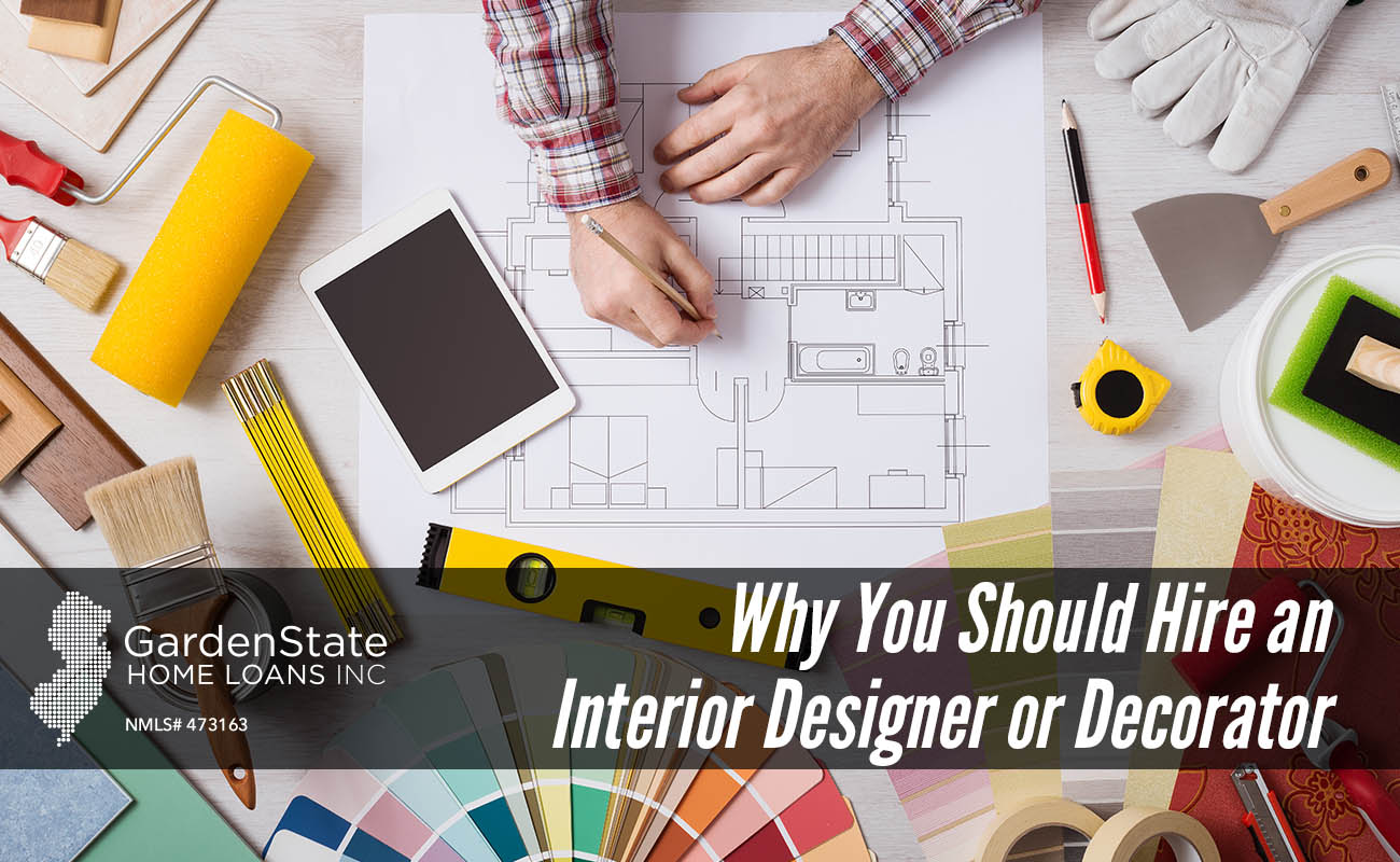 Interior designers and interior decorators