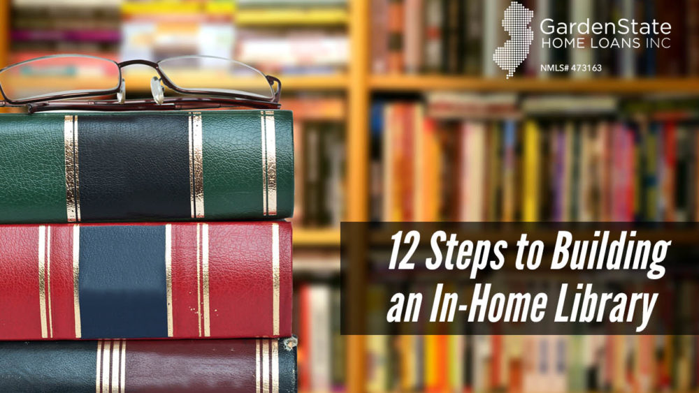 , How to Build an In-Home Library