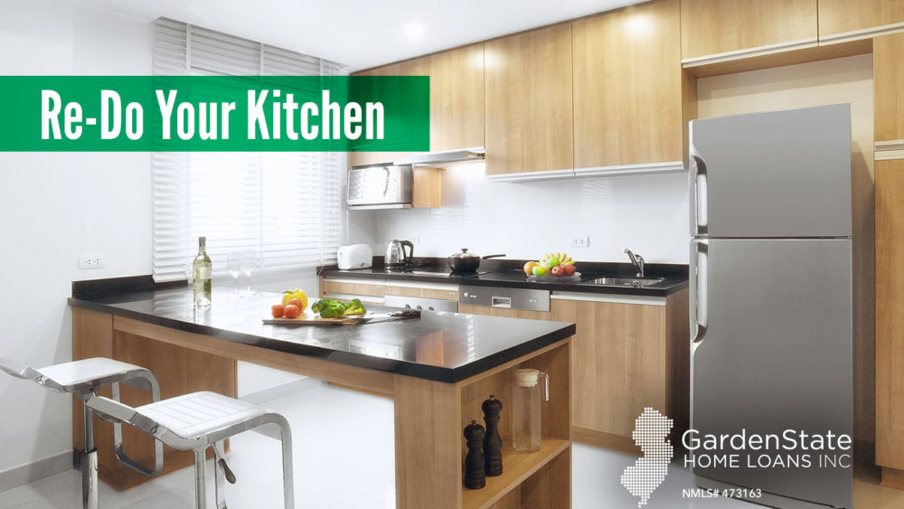 , Five Things to Consider When You Re-Do Your Kitchen