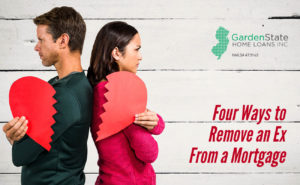 , Four Ways to Remove an Ex From a Mortgage