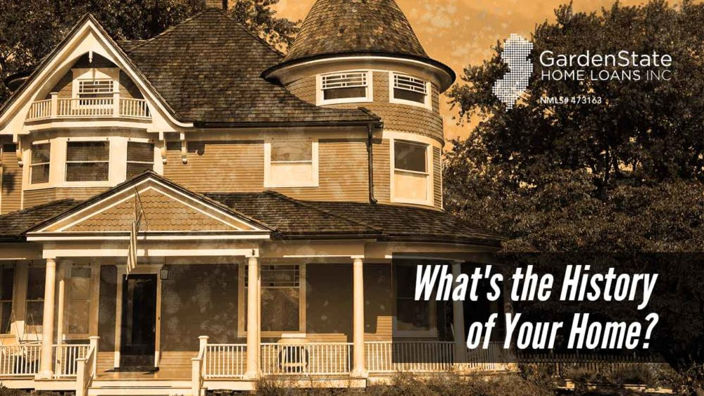 , What's the History of Your Home?