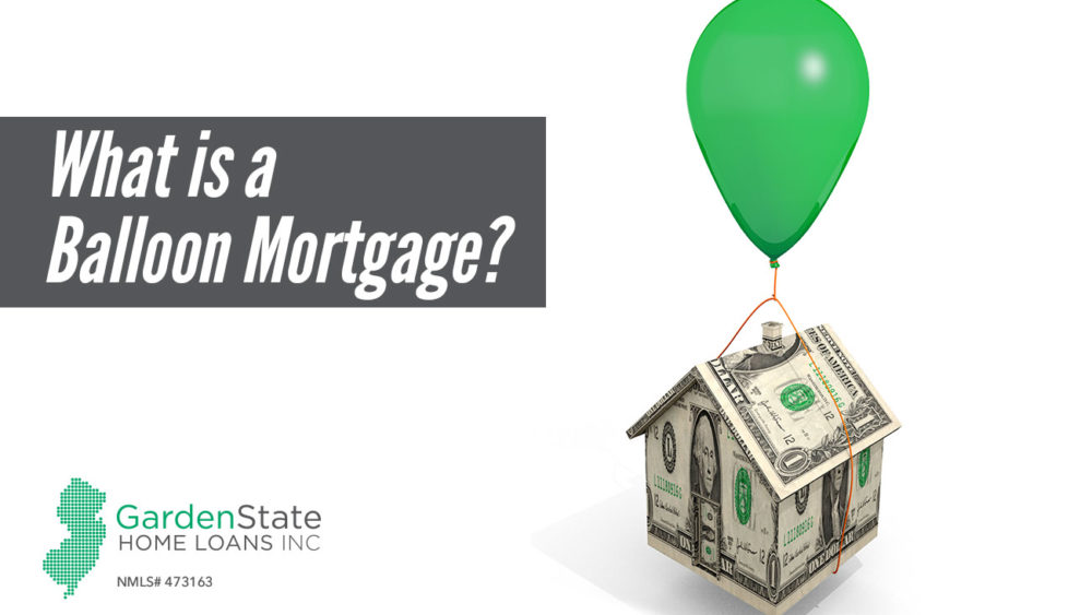 , What is a Balloon Mortgage?
