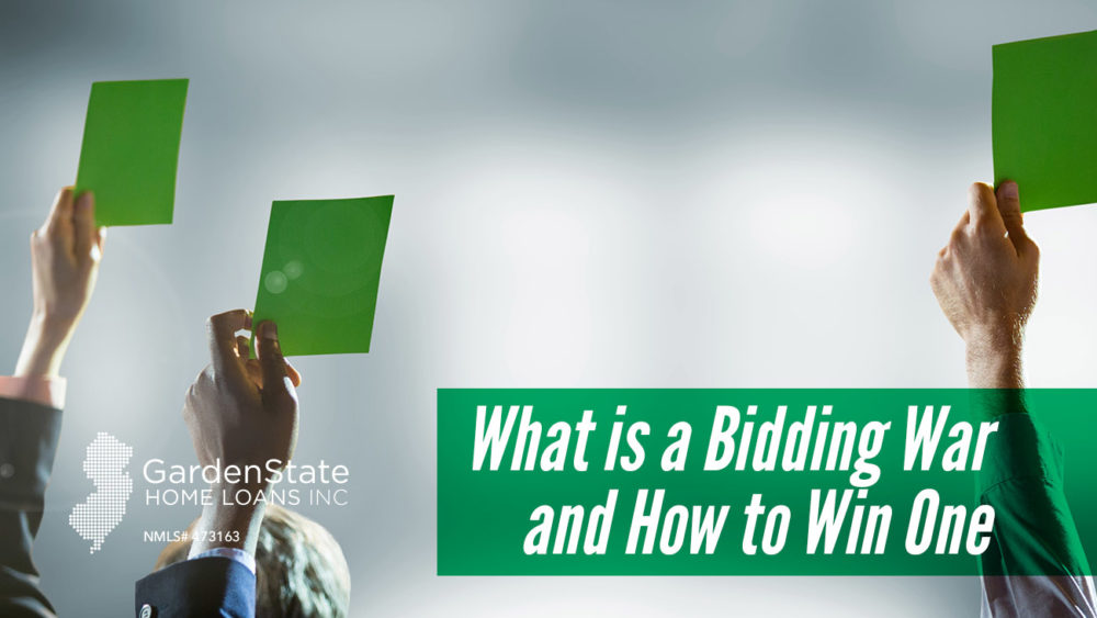 , What is a Bidding War and How to Win One