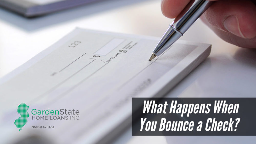 , What Happens When You Bounce a Check?
