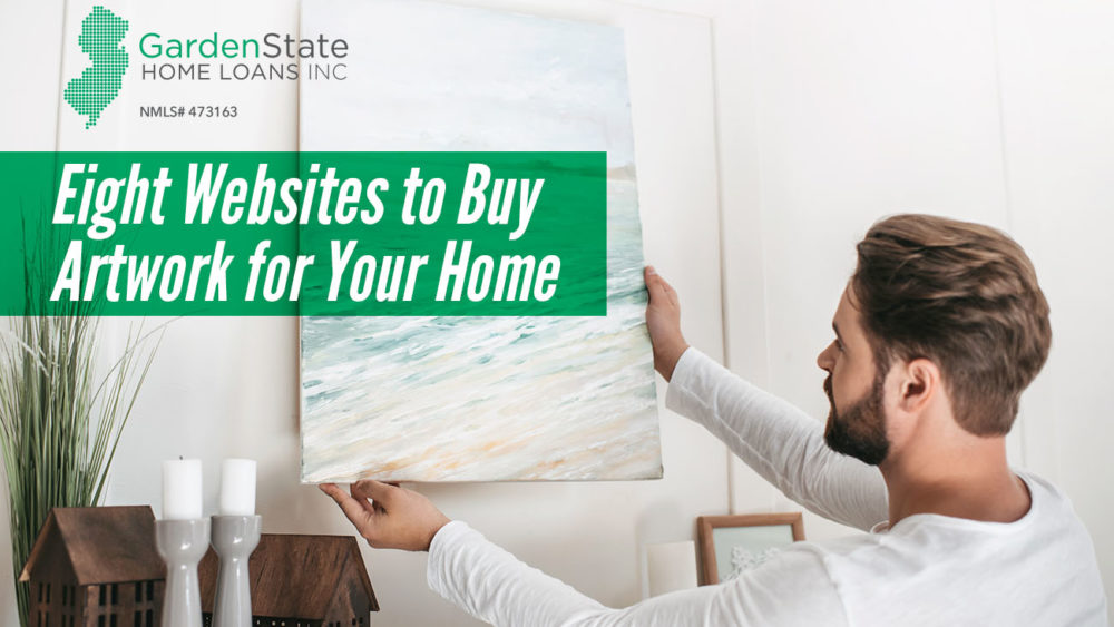, Eight Websites to Buy Artwork for Your Home
