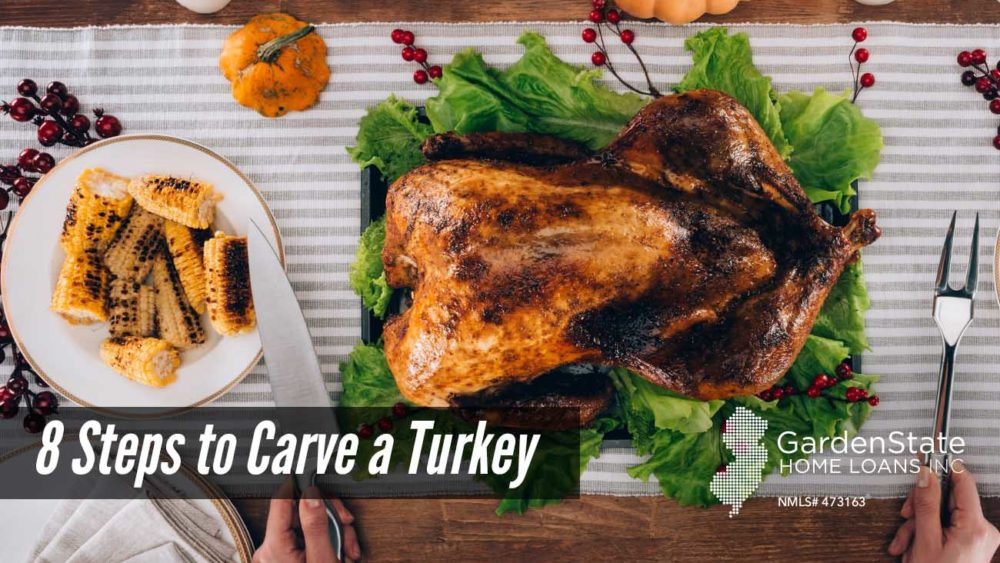 , Eight Steps to Carve a Turkey