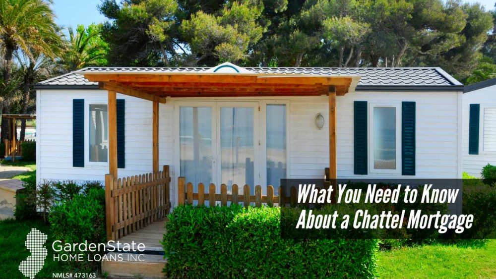 , What You Need to Know About a Chattel Mortgage